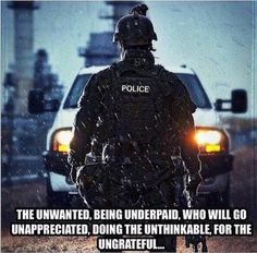 Appreciate our cops!