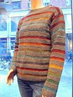 ideas crochet sweater women crafts for 2019 Pull Crochet, Knit Crochet, Knitting Designs, Knitting Projects, Knitting Patterns, Crochet Patterns, Pulls, Hand Knitting, Knitting Machine