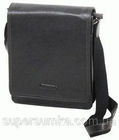 3e9c6228f9ce Мужская кожаная сумка Katana (Франция) k32578-1 Черный | Сумки ...