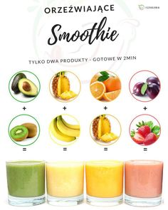 Awesome Top Tips For Getting Children To Eat Healthy Food Ideas. Top Tips For Getting Children To Eat Healthy Food Ideas. Raspberry Smoothie, Apple Smoothies, Kiwi Smoothie, Clean Eating Snacks, Healthy Eating, Gourmet Recipes, Healthy Recipes, Weight Loss Smoothies, Easy Cooking