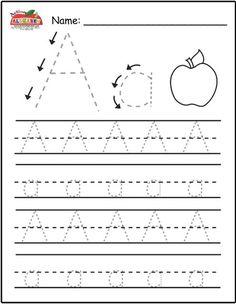 5 façons d'aider les enfants à tracer les lettres | yoopa.ca