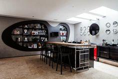 дневник дизайнера: Модная эклектика в интерьере дома в Сан-Паулу