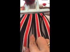 Fajon o gasa Wuayu de rombos paso dos - YouTube Tapestry Crochet, Card Sizes, Cheer Skirts, Youtube, Weaving, Pajama Pants, Hobby, Crocheting, Amanda