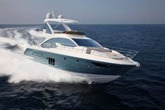 Get onboard the New 2014 Azimut 77S