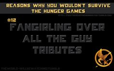 A collection of all the reasons why you wouldn't survive the Hunger Games. Submit and ask us questions here . Hunger Games Cast, Hunger Games Catching Fire, Hunger Games Trilogy, Hunger Games Problems, Nerd Problems, Mocking Jay, Katniss Everdeen, Book Series, True Stories