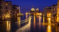 Venice at Night by Martin Stiebner on Venice, Explore, Night