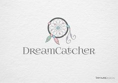 Photography logo and door DerowenDesign Design Typography, Design Logo, Design Poster, Lettering, Creative Company, Creative Design, Sarah Tattoo, Dream Logo, Dreamcatcher Wallpaper
