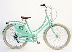 You can buy a bike online in 3 easy steps at our bicycle shop. Dutch style city bikes - step though and diamond frames. High end designer comfort bikes on balloon tires. Vintage Ladies Bike, Vintage Bicycles, Dutch Bicycle, Velo Retro, Buy Bike, Commuter Bike, Bikes For Sale, Cycling Outfit