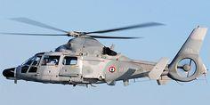 Description de l'hélicoptère franco-allemand : Eurocopter AS.565 Panther, Hélicoptère terrestre et maritime multirôles, construit par Eurocopter, en 1991, pour Allemagne, France
