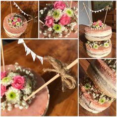 zuckerglasur*naked cake*wimpel🌸