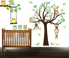 Decals Stickers Vinyl Wall decal Tree Branch by BeautifulWalls