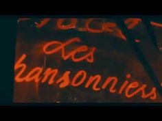 Teaser Chansonniers - YouTube