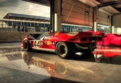 Ferrari 512 M, masterpiece