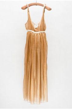 Giada Forte Rame Dress
