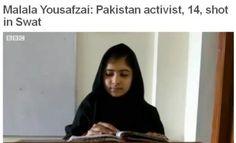 Malala, laureata a Premiul National pentru Pace, Pakistan Malala Yousafzai, Pakistan, Zen