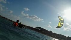 The best spot in the world to learn kitesurf!   music: Of Monsters And Men - From Finner