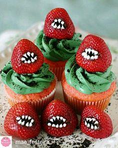 Vampire Mouth Strawberries