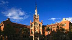 Hospital Sant Pau, em Barcelona