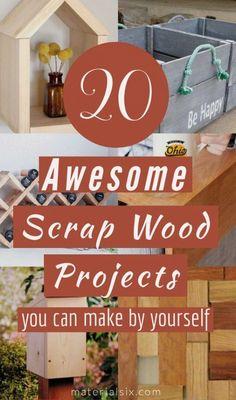 Scrap Wood Crafts, Scrap Wood Projects, Diy Furniture Plans Wood Projects, Pallet Crafts, Pallet Projects, Fabric Crafts, Wood Projects That Sell, Wood Projects For Beginners, Easy Small Wood Projects