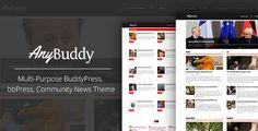 35 Best Premium BuddyPress Themes 2017