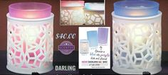 Loving our new Darling Warmers!!  Contact me today to order yours!