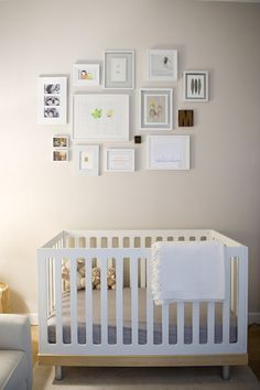 A CUP OF JO: Queen's, New York City apartment : nursery