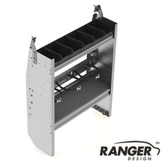 "Ranger Design 36"" Contoured Refrigerant Bin Shelving Unit for Mercedes Metris"
