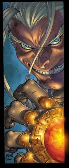 Battle Chasers #8//Joe Madureira/M/ Comic Art Community GALLERY OF COMIC ART