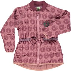 Thermo jacket with apples