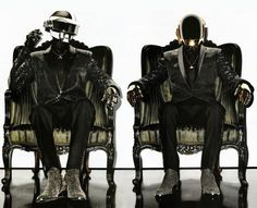 Obsession covers DAFT PUNK May 2013 | Trendland: Fashion Blog & Trend Magazine