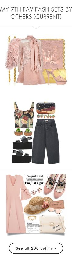 """""""MY 7TH FAV FASH SETS BY OTHERS (CURRENT)"""" by dawn-lindenberg ❤ liked on Polyvore featuring Magdalena Frackowiak, Nancy Gonzalez, Elie Saab, Yves Saint Laurent, WithChic, Marni, Silvia Furmanovich, Simon Miller, Roksanda and Boden"""