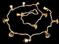 String of Brass Spirit Bells