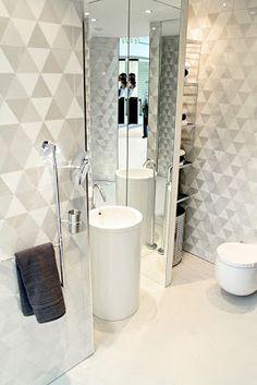 Perfect Home: Bathroom Projects by Ana Antunes at Leroy Merlin    Projectos de WC por Ana Antunes para a Leroy Merlin