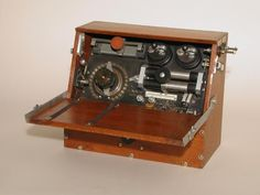Marconi WW1 Aircraft Radio