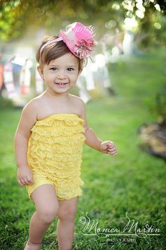 Petti Romper Photography Prop Outfit Size by SummerInspirations, $9.99