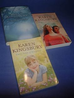 CODY GUNNER SERIES BY KAREN KINGSBURY -  3 BOOKS