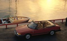 Saab 900 Convertible - Cheap fun