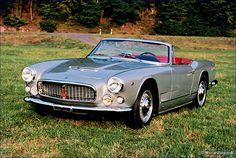 1959 Maserati 3500 GT Spider Vignale
