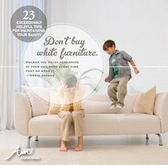 23 Tips on How to Stay Sane When Raising Children.