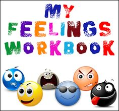 Identifying, Naming and Recognizing Your Feelings (A New Resource) FREE! #feelings #emotions