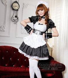 Anime Cosplay costume princess uniforms