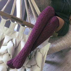 Wool Knee high Knit Socks Wool socks FREE SHIPPING Hand made socks Cable Knee high Socks wool socks Warm winter socks by WannabeDecor on Etsy https://www.etsy.com/listing/258489784/wool-knee-high-knit-socks-wool-socks