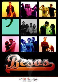 Grupo de Teatro da UPNA: Besos en Teatro Principal, Ourense #MITEU Mostra de Teatro Universitario de Ourense