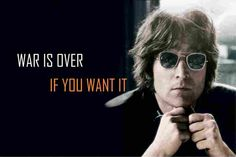 John Lennon was not just a musician, but a rebel who gave us a different and a true view of the world to see. Here are 10 greats Quotes of John Lennon say he was a Peace Maker.