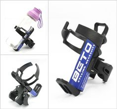 Adjustable Bike Bicycle Cycling Sport MTB Mountain Dr Water Bottle Holder B3