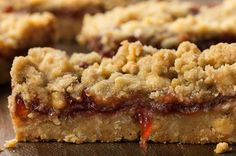 Peanut+Butter+and+Jelly+Bars+