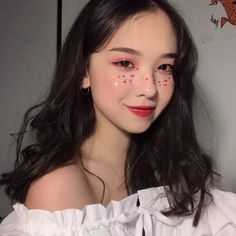 Korean Makeup, Korean Beauty, Asian Beauty, Cute Makeup, Beauty Makeup, Hair Makeup, Aesthetic Women, Aesthetic Girl, Make Up Looks