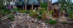 Salisbury Landscaping offers professional landscape design and build services within Sherwood Park, Edmonton and the surrounding area. Landscaping Design, Salisbury, Outdoor Living, Landscapes, Building, Paisajes, Outdoor Life, Scenery, Buildings