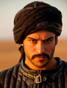 "magnificent-century: "" Muhtesem Yuzyil/Magnificent Century: Burak Ozcivit as Bali Bey Meet my favorite character "" Turkish Men, Turkish Actors, We Are The World, People Of The World, Gorgeous Men, Beautiful People, Burak Ozcivit, Culture Pop, Arab Men"