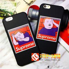ファッションブランドSupremeデブiphone6ケースI7